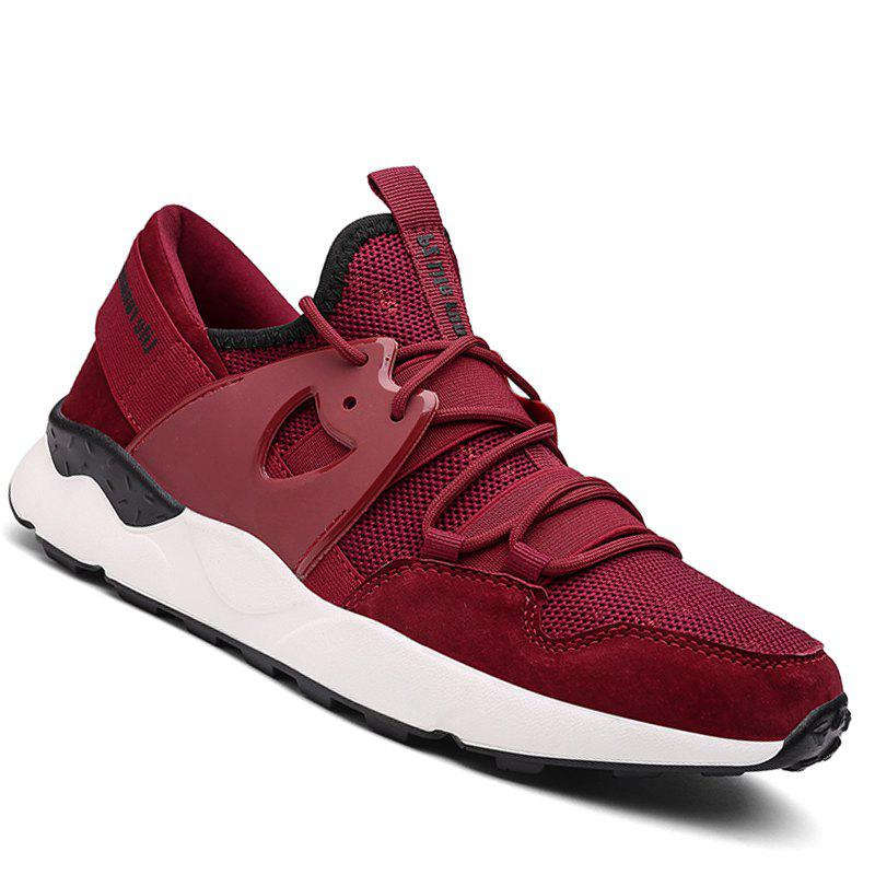 Homme Running Chaussures Léger Sport Coussin Fitness Jogging En Plein Air Sneakers