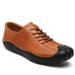 Men Business Breathable Outdoor Walking Fashion Shoes -