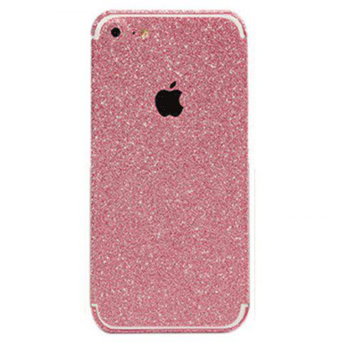 Online Flash Frosted Diamond Body Color Film Before And After The Protective for iPhone 7 Plus / iPhone 8 Plus