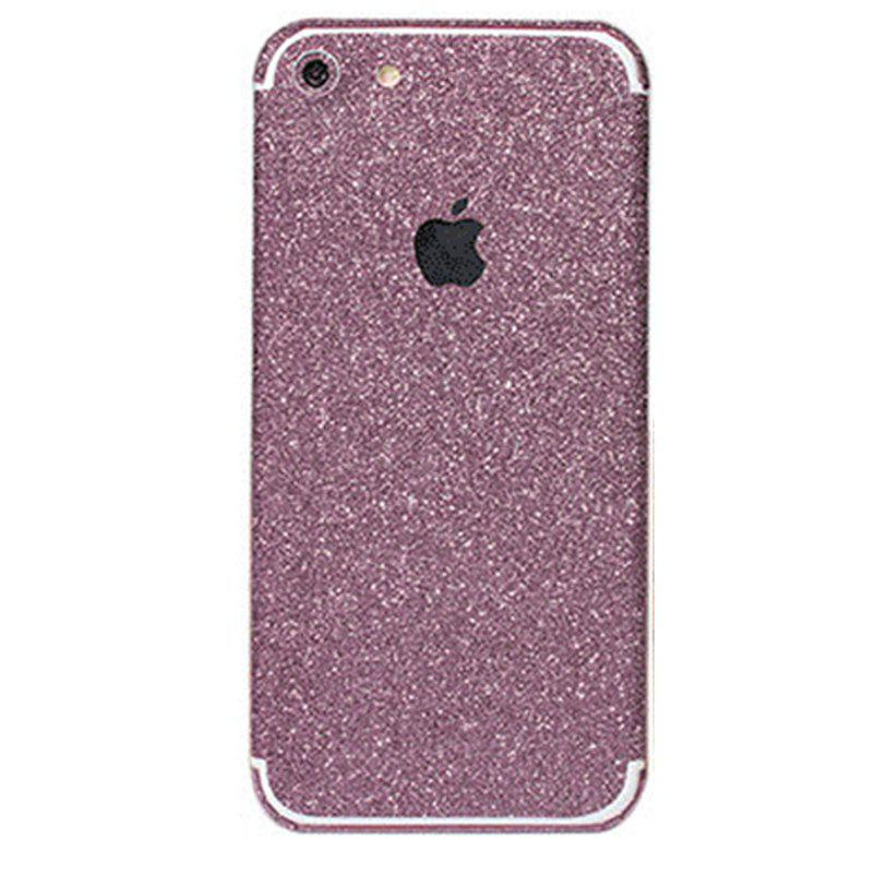 Best Flash Frosted Diamond Body Color Film Before And After The Protective for iPhone 7 Plus / iPhone 8 Plus