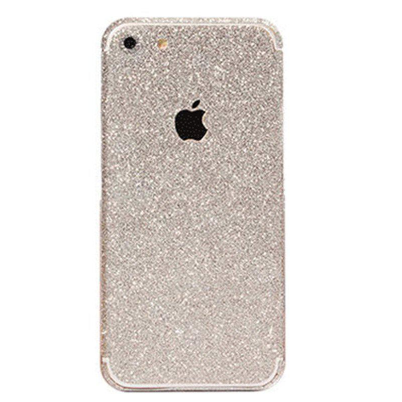 Shop Flash Frosted Diamond Body Color Film Before And After The Protective for iPhone 7 Plus / iPhone 8 Plus