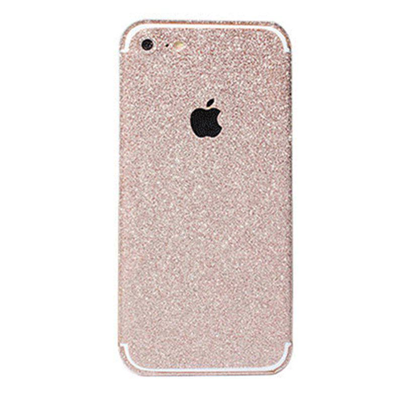 Flash Frosted Diamond Film couleur de la peau avant et après la protection pour iPhone 7 Plus / iPhone 8 Plus