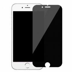 Anti-Peep Tempered Glass Film Protective Film for iPhone 7 -