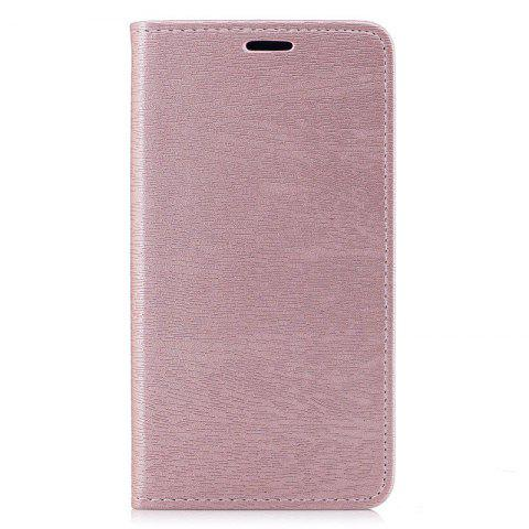 Outfits Wood Grain Flip Magnetic PU Leather Phone Cover for Samsung Galaxy J7 2017 J730 EU