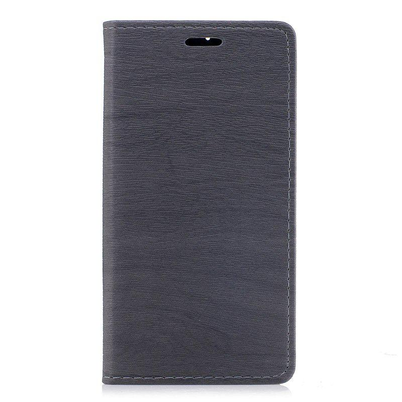 Latest Wood Grain Flip Magnetic PU Leather Phone Cover for Samsung Galaxy J5 2017 J530 EU