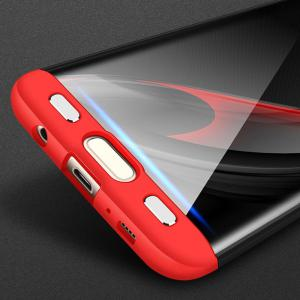 3 in 1 Hard PC 360 Full Protect Back Cover for Samsung Galaxy S7 Edge -