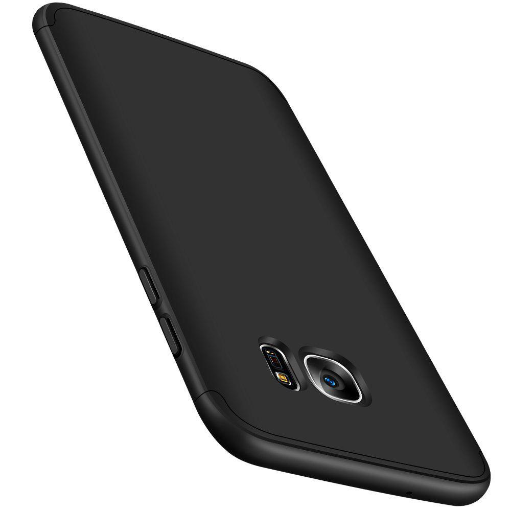 Unique 3 in 1 Hard PC 360 Full Protect Back Cover for Samsung Galaxy S7 Edge