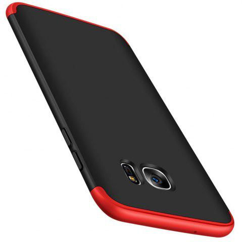 Discount 3 in 1 Hard PC 360 Full Protect Back Cover for Samsung Galaxy S7