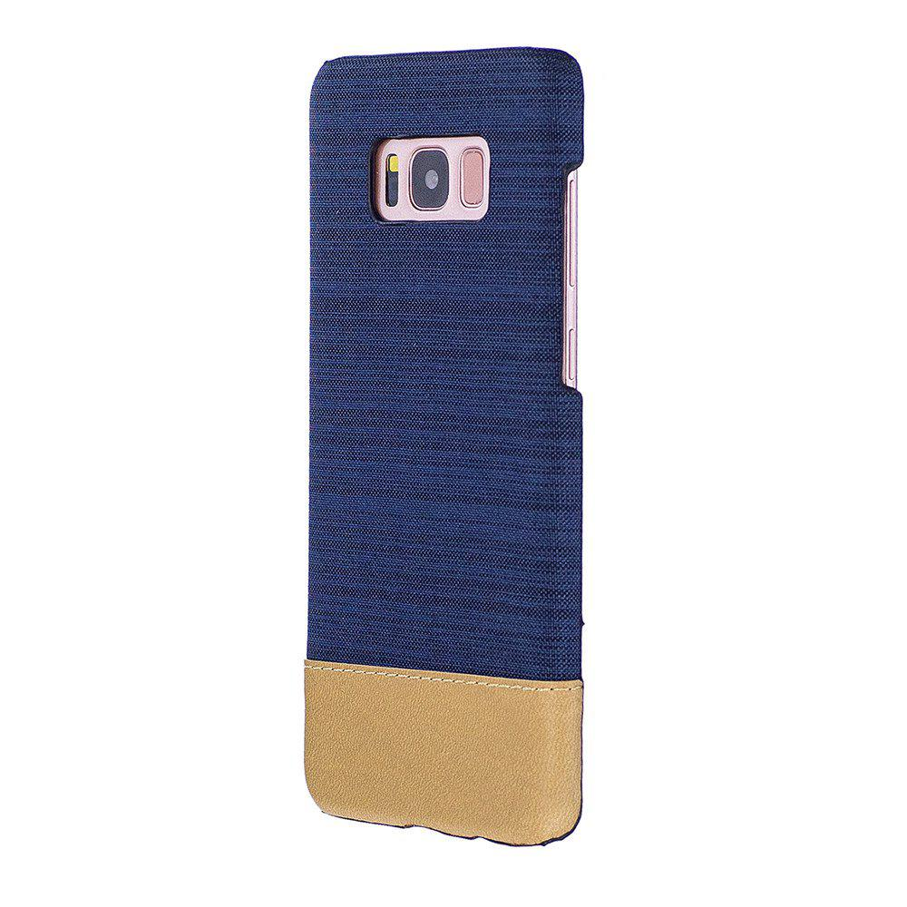 Fashion For Samsung Galaxy S8 Plus Case Canvas Color Phone Back Shell
