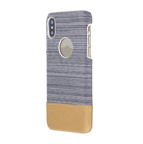 Shops For iPhone X Case Back Shell Canvas Following From Hitting Scene