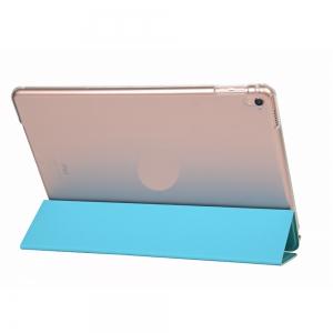 For iPad 9.7 Inch 2017 Tablet Cases Candy Color Toothpick Grain Tablet Computer Protection Shell -