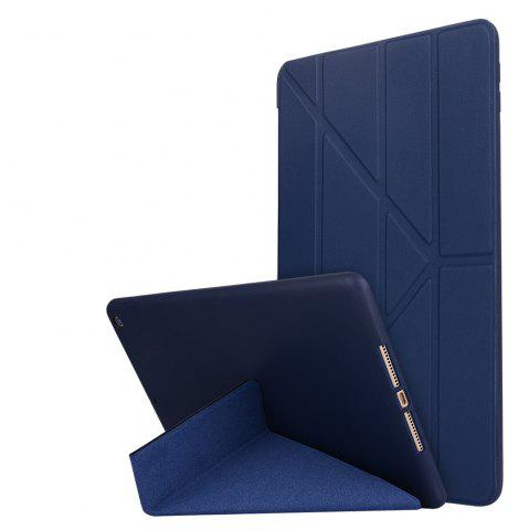 Outfits For New iPad 9.7 Inch 2017 PU Leather Magentic Smart Cover Soft TPU Back Case