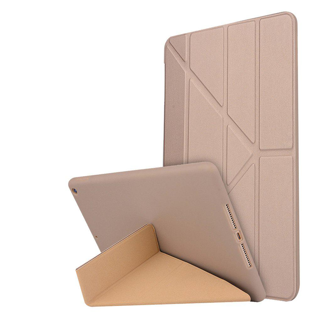 Best For New iPad 9.7 Inch 2017 PU Leather Magentic Smart Cover Soft TPU Back Case