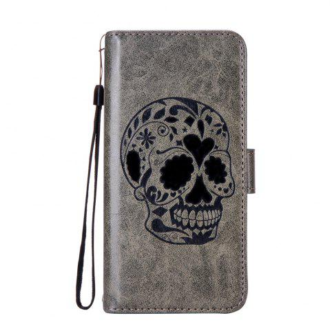 Hot Case For Samsung Note 8 Leather Can Insert Card Holder Head Layer Cowhide Mobile Protection Shell Following From Gold Silkworm Series