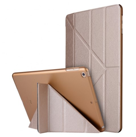 Outfits For iPad 2017 Case Model A1822 A1823 9.7 Inch Soft Tpu Leather Surface Cover Flip Stand Safe Smart