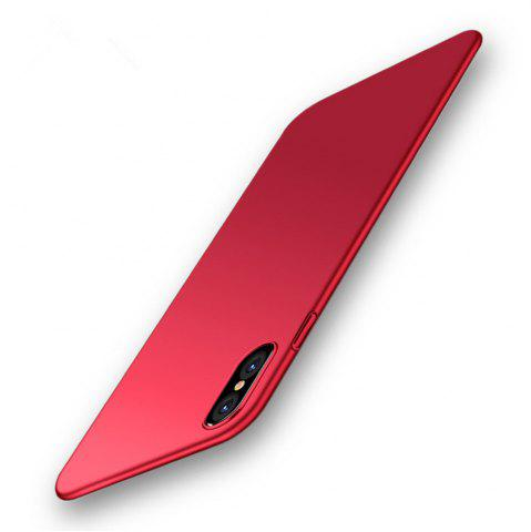 Fashion Ultra Thin Slim Protection Phone Back Protective Cover for iPhone X Case