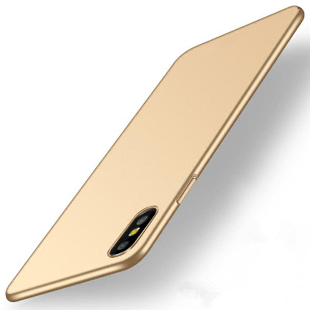 Unique Ultra Thin Slim Protection Phone Back Protective Cover for iPhone X Case
