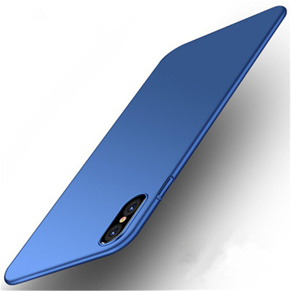Fancy Ultra Thin Slim Protection Phone Back Protective Cover for iPhone X Case