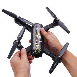 Quadcopter RC pliable - Appareil photo grand angle RTF 2.0MP + Air Press Altitude Hold -