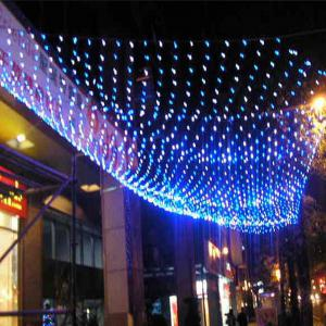 200 LEDs Purple Net Fairy Light Christmas Party Wedding Decoration -
