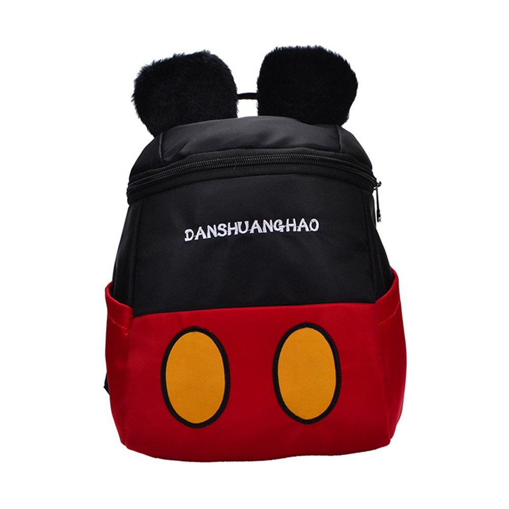 Online Children Oxford Fashion Cartoon Satchel
