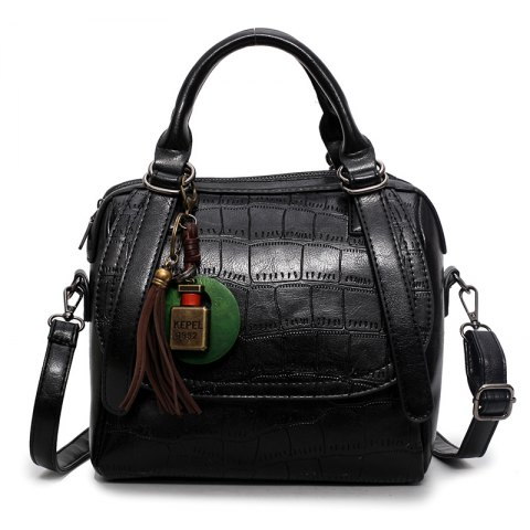 Fancy Autumn and Winter New Lady Handbag Fashion Casual Shoulder Messenger Bag