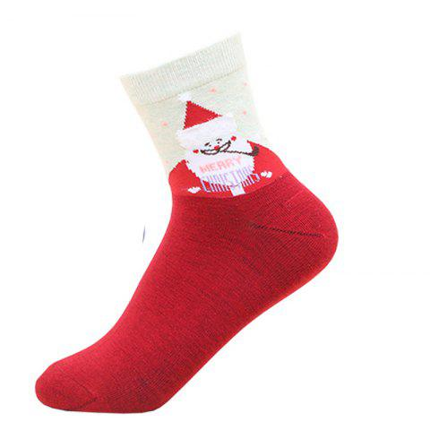 Trendy Pure Cotton Women's Christmas Stockings