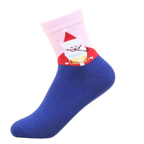 Fancy Pure Cotton Women's Christmas Stockings