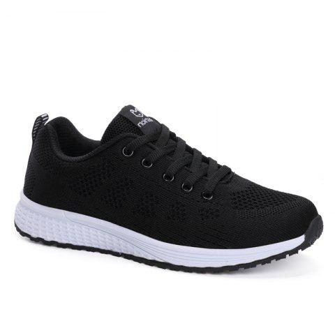 Latest All-Match Soft Breathable and Comfortable Folding Net Shoes