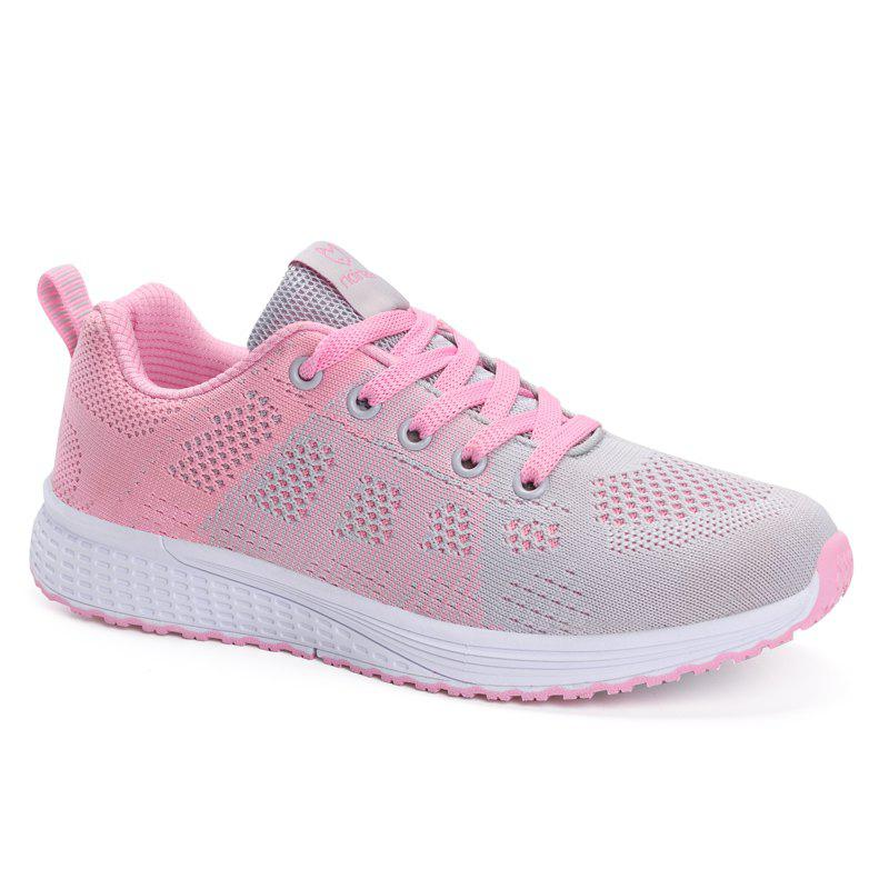 Chic All-Match Soft Breathable and Comfortable Folding Net Shoes