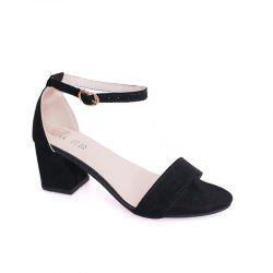 Buckle Femmes Sandales Chaussures -