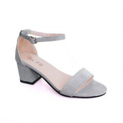 Buckle  Women Sandals Shoes -