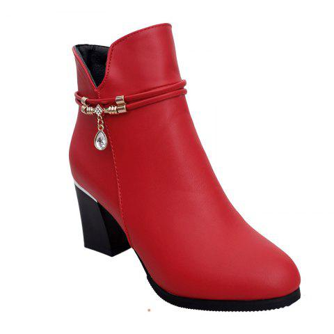 Best Short  Sharp  Pointed Heads Boots