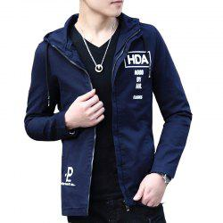 Classic Boys Slim Thin Coat -