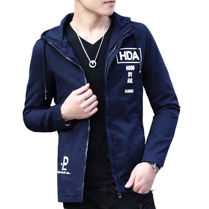 Hot Classic Boys Slim Thin Coat