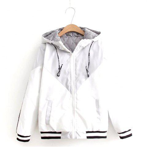 Outfits New Women's Letter Pattern Casual Hooded Cotton Garment