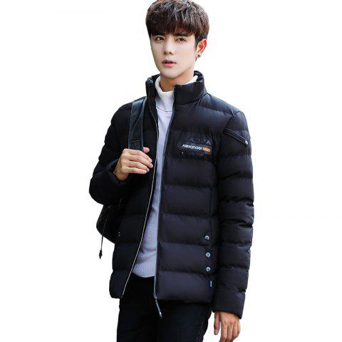 Outfit Men's Stand Collar Windbreaker Jacket