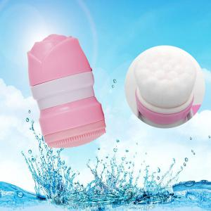 Beauty Care Deep Face Cleansing Wash Tool Soft Facial Cleansing Brush Kit -