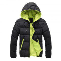 Man's Hooded Jacket -