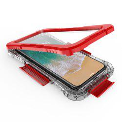Antidrop Waterproof Phone Protection Case for IPhone X -