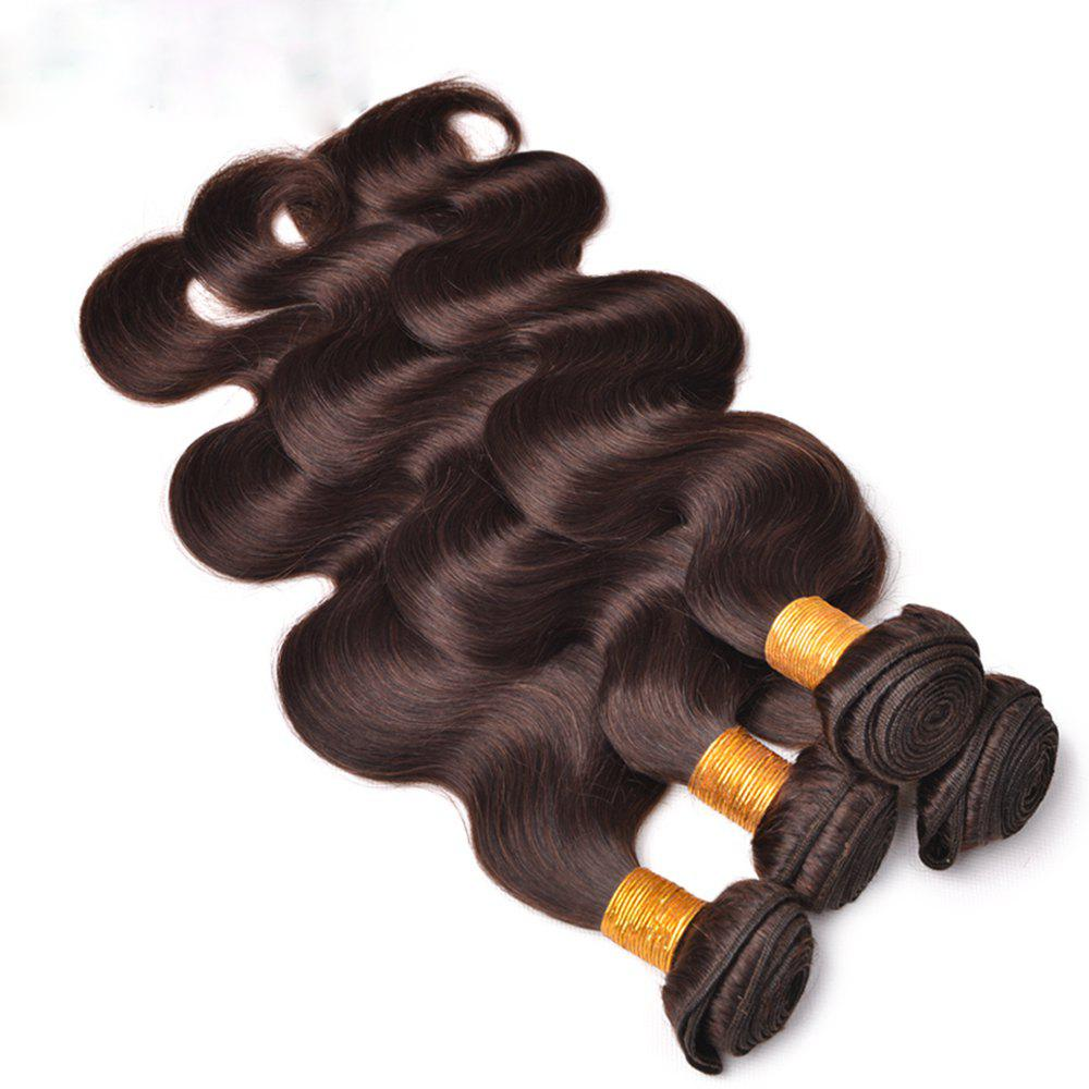 Discount Brazilian 100 Human Hair Remy Extension Weaving 10 - 28inch