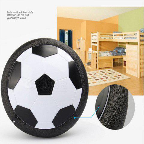 New Children's Toy Electric Hover Ball with Football Door Kids Indoor Safe Fun Floating Foam Socce Parent-child Interactive Toys Mutiple Fun