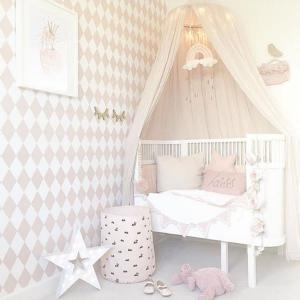 Infant Room Dome Tent Bed Curtain Children Play Princess Tent for Kids 240cm High -