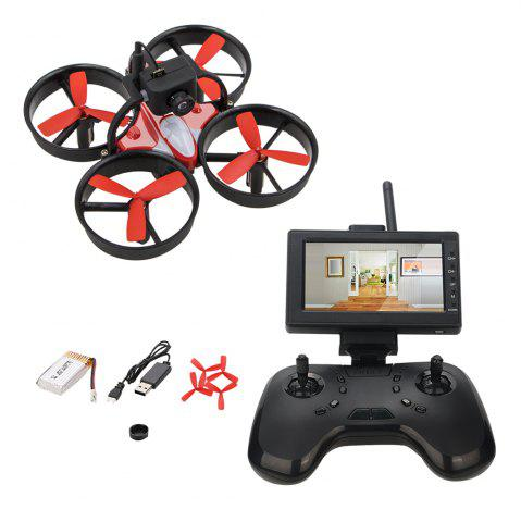 Chic Lieber Birdy 1060 Mini FPV RC Drone Equipped with 600TVL HD Camera Transmitter 4.3 inch 5.8G 40CH LCD Monitor Receiver