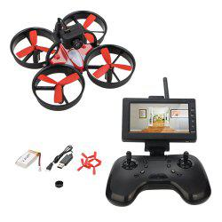 Lieber Birdy 1060 Mini FPV RC Drone Equipped with 600TVL HD Camera Transmitter 4.3 inch 5.8G 40CH LCD Monitor Receiver -