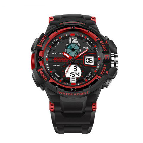 Buy SANDA Large 5319 Fashion Outdoor Sports Men Watch Luminous Watch with Box