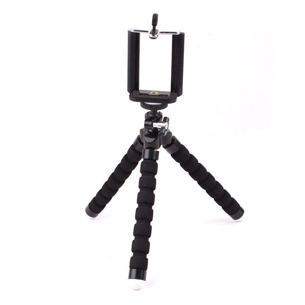 Fancy Universal Compact Tripod Stand Flexible Octopus Cell Phone Camera Selfie Stick Tripod Mount for Smartphone / Digital Camera