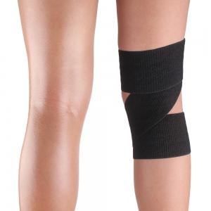 Shou Xin SX621 Silicon Multifunctional Bandage for Knee / Elbow / Ankle / Leg Protection - Black -