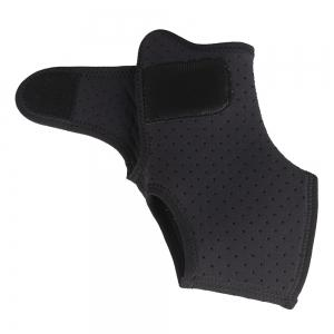 Shou Xin SX662 Sports Basketball Elastic Ankle Foot Brace Support Wrap - Black -