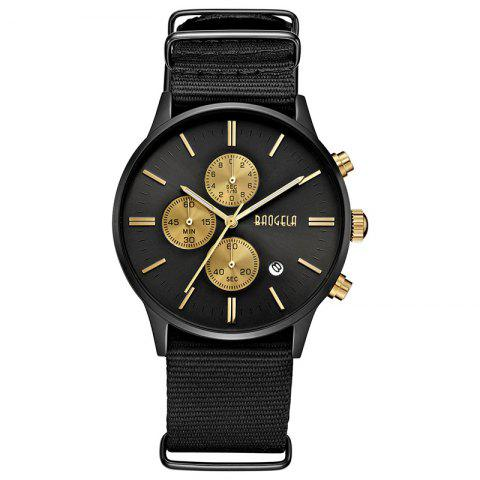 Discount BAOGELA 1611 Man Casual Waterproof  Multifunctional Watch